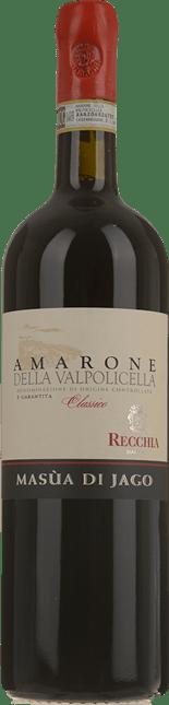 RECCHIA Masua di Jago Classico, Amarone della Valpolicella DOCG 2012
