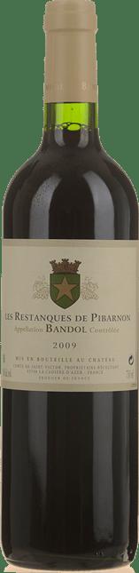 CHATEAU DE PIBARNON Les Restanques de Pibarnon, Bandol 2009