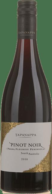 TAPANAPPA Pinot Noir, Fleurieu Peninsula 2010