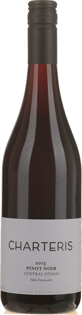 CHARTERIS WINES Pinot Noir, Central Otago 2013