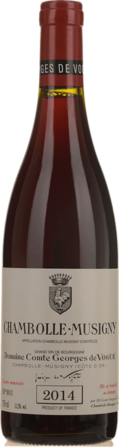 DOMAINE COMTE GEORGES DE VOGUE, Chambolle-Musigny 2014