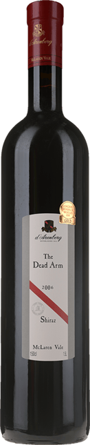 D'ARENBERG WINES The Dead Arm Shiraz, McLaren Vale 2006