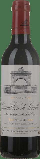 CHATEAU LEOVILLE-LAS-CASES 2me cru classe, St-Julien 1996