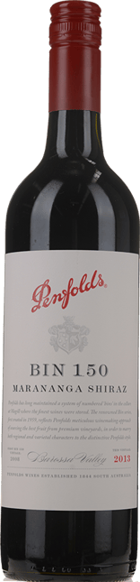 PENFOLDS Bin 150 Marananga Shiraz, Barossa Valley 2013