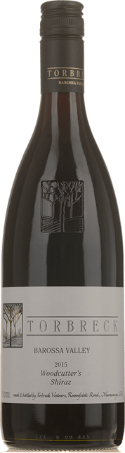 TORBRECK Woodcutters Shiraz, Barossa Valley 2015