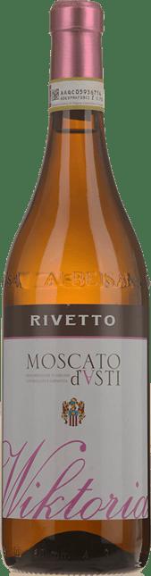 RIVETTO Wiktoria, Moscato d'Asti DOCG 2015