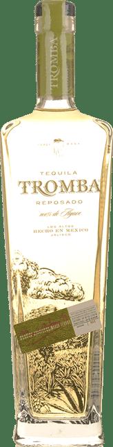 TROMBA Reposado Tequila, Jalisco NV