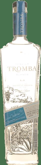 TROMBA Blanco Tequila, Jalisco NV
