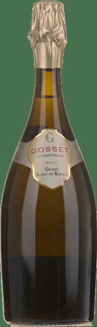 GOSSET Grand Blanc de Blancs, Champagne NV