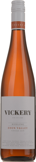 VICKERY WINES Riesling, Eden Valley 2016