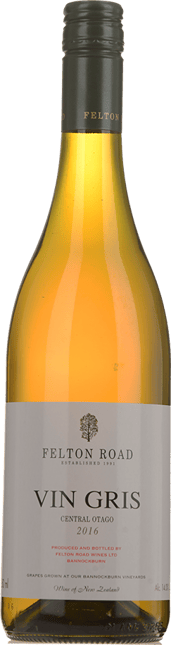 FELTON ROAD Vin Gris, Central Otago 2016
