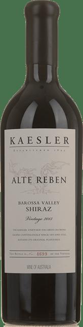 KAESLER WINES Alte Reben Shiraz, Barossa Valley 2013