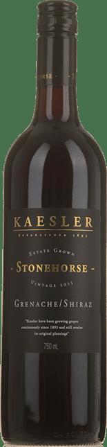 KAESLER WINES Stonehorse Grenache Shiraz,Mourvedre Barossa Valley 2013