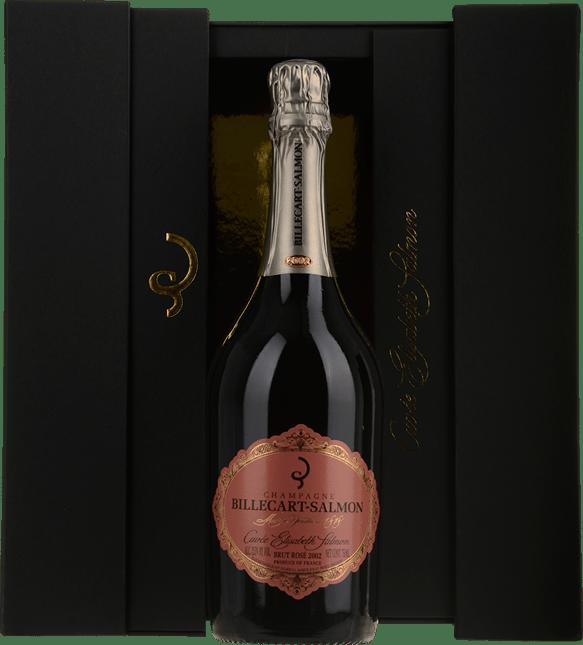 BILLECART-SALMON Cuvee Elisabeth Salmon Brut Rose, Champagne 2002