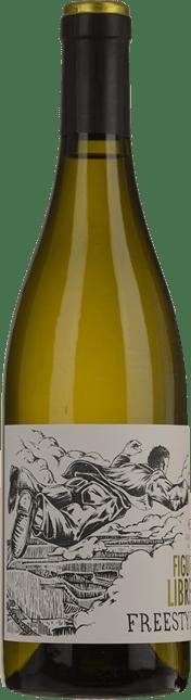 DOMAINE GAYDA Figure Libre Freestyle Blanc Vin de Pays D'oc