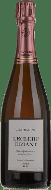 LECLERC BRIANT Brut Rose, Champagne NV