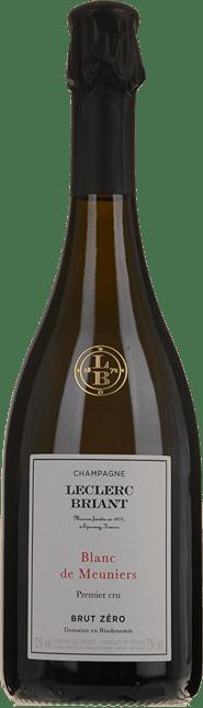 LECLERC BRIANT Blanc de Meuniers, Champagne NV