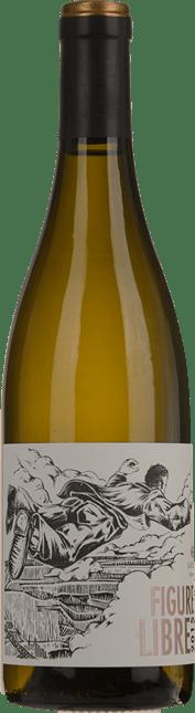 DOMAINE GAYDA Figure Libre Blanc, Vin de Pays d'Oc 2015