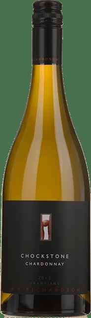 A.T.RICHARDSON WINES Chockstone Chardonnay, Grampians 2015