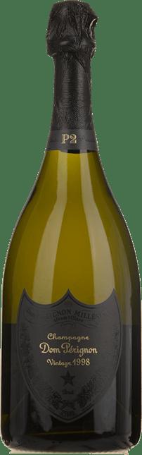 MOET & CHANDON Dom Perignon P2 Second Plenitude, Champagne 1998