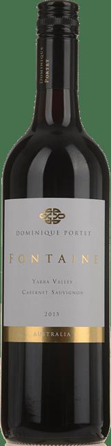 DOMINIQUE PORTET Fontaine Cabernet Sauvignon, Yarra Valley 2015
