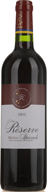DOMAINES BARONS DE ROTHSCHILD (Lafite) R Reserve Speciale, Medoc 2013
