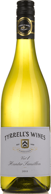TYRRELL'S Vat 1 Semillon, Hunter Valley 2011