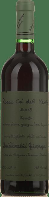QUINTARELLI Rosso Ca' del Merlo IGT, Veneto 2008