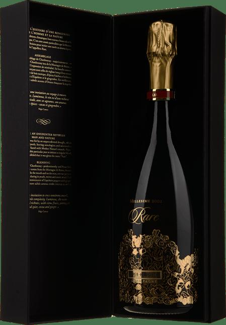 PIPER HEIDSIECK Rare Brut, Champagne 2002