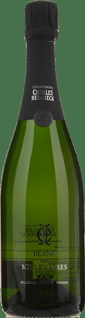 CHARLES HEIDSIECK Blanc des Millenaires, Blanc de Blancs Brut, Champagne 1995