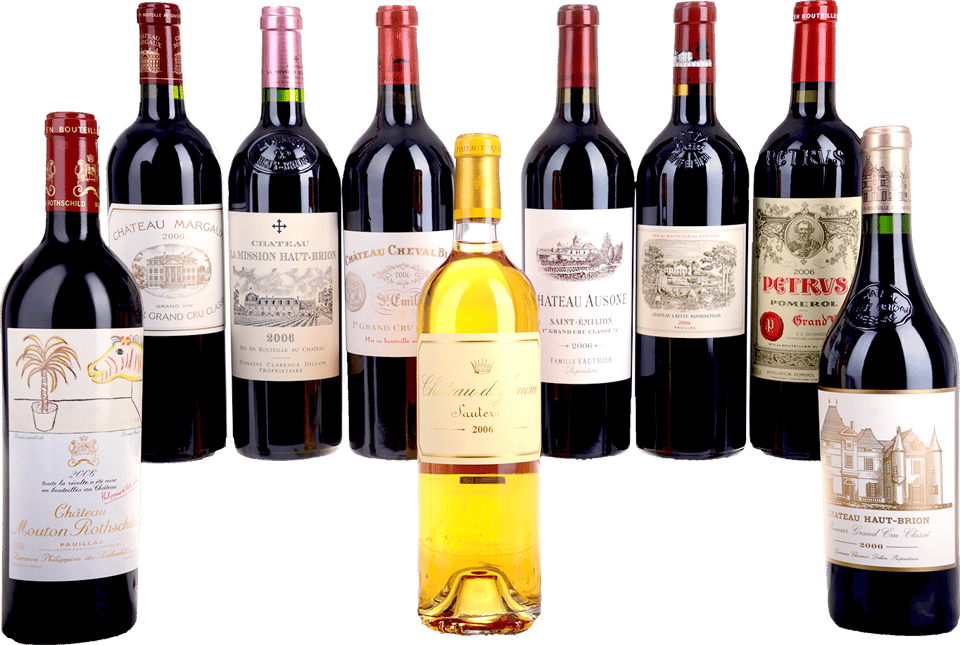 DUCLOT Bordeaux Prestige Collection, Bordeaux 2006