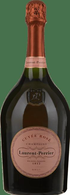 LAURENT-PERRIER Cuvee Brut Rose, Champagne NV
