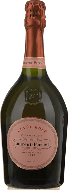 LAURENT-PERRIER Cuvee Brut Rose, Champagne NV