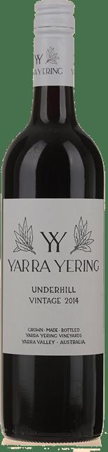 YARRA YERING Underhill Shiraz, Yarra Valley 2014
