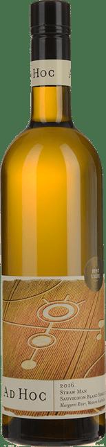 AD HOC Straw Man Sauvignon Blanc Semillon, Margaret River 2016