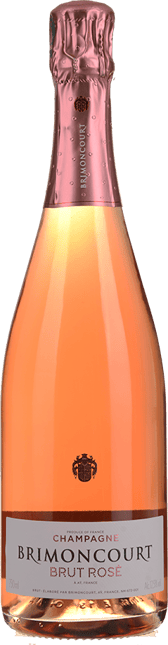 BRIMONCOURT Brut Rose, Champagne NV