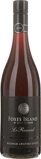 FOXES ISLAND Renard Pinot Noir, Marlborough 2011