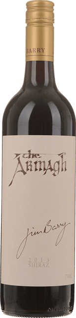 JIM BARRY WINES The Armagh Shiraz, Clare Valley 2013