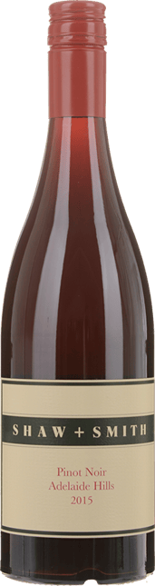 SHAW & SMITH Pinot Noir, Adelaide Hills 2015