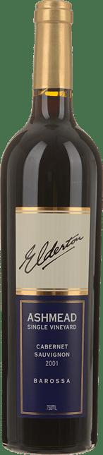 ELDERTON Ashmead Single Vineyard Cabernet, Barossa Valley 2001