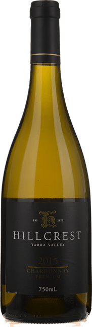 HILLCREST VINEYARDS Premium Chardonnay, Yarra Valley 2015