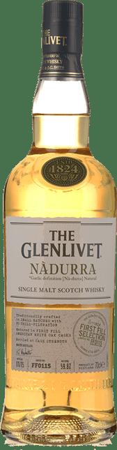 THE GLENLIVET Nadurra 16 year Old Single Malt Scotch Whisky NV