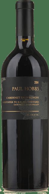 PAUL HOBBS Beckstoffer To Kalon Vineyard Cabernet Sauvignon, Napa Valley 2004