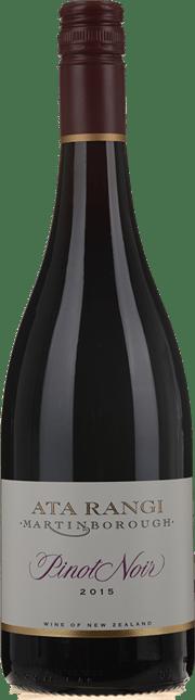 ATA RANGI Pinot Noir, Martinborough 2015