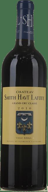 CHATEAU SMITH-HAUT-LAFITTE Rouge Cru classe, Pessac-Leognan 2010