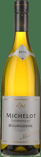DOMAINE MICHELOT, Bourgogne Blanc 2014