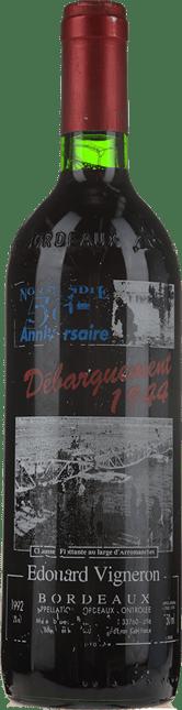 EDOUARD VIGNERON Debarquement 1944, Bordeaux 1992