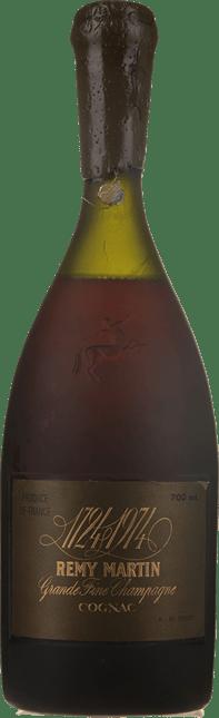 REMY MARTIN 250th Anniversary Grande Fine Champagne Cognac NV