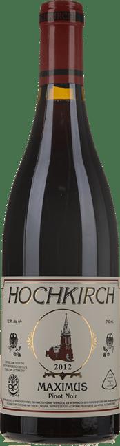 HOCHKIRCH Maximus Pinot Noir, South Western Victoria 2012