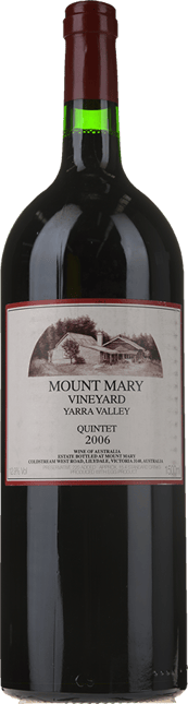 MOUNT MARY Quintet Cabernet Blend, Yarra Valley 2006